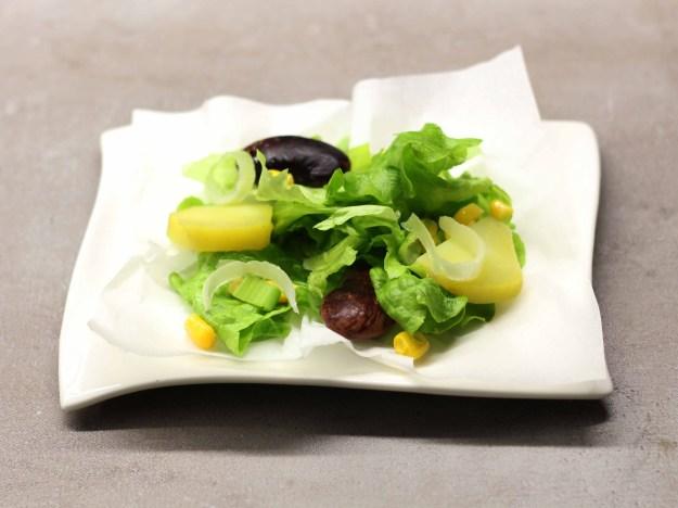 Backhendl Salat2