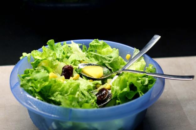 Backhendl Salat4